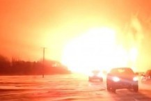 TransCanada Pipeline Explosion Shuts Off Gas For 4,000 Residents In Sub-Zero Temperatures   Daily Crew   Scoop.it