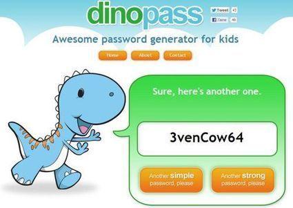 25 outils en ligne pour générer des mots de passe   Time to Learn   Scoop.it