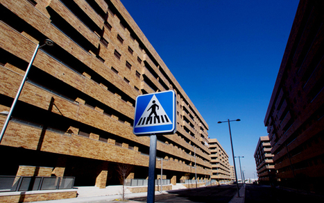 A2 Macro - The ghost towns of Spain: Images that are desolate symbols of collapsed property market | GeographyfortheMasses | Scoop.it