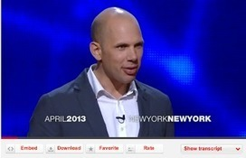 5 Great under 6 minutes TED Talks for Teachers ~ Educational Technology and Mobile Learning | Inside Education | Scoop.it