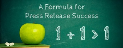 Why Your Press Release Strategy Shouldn't Be One and Done | Media Relations | Scoop.it