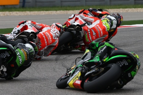 Crutchlow predicts 'tough circuit' for Ducati | Ductalk Ducati News | Scoop.it