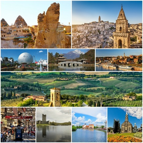Matera d'argento tra le 100 città al mondo con la migliore reputazione online | Italia | Girando in rete... | Scoop.it