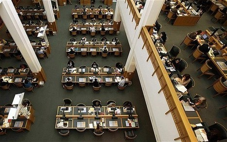 Libraries could outlast the internet, head of British Library says | Impact of libraries | Scoop.it