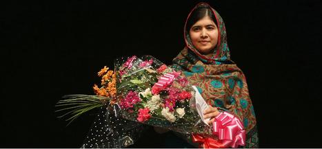 5 Inspiring Quotes From Nobel-Winner Malala Yousafzai I Zoe Henry | Entretiens Professionnels | Scoop.it