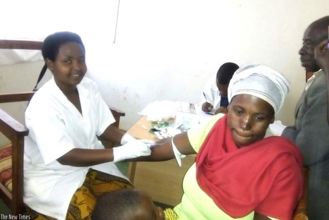Voluntary HIV counselling and testing taken to families in Rwanda | Virology News | Scoop.it