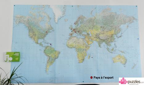 Jeu puzzles, le spécialiste du puzzle grandit vite et exporte déjà dans 16 pays , Quel sera le prochain ? | Jeux store | Scoop.it