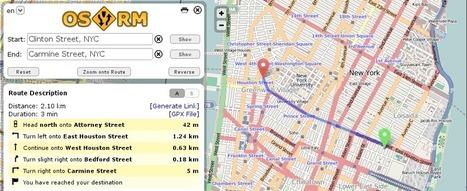 Open Source Routing Machine | Geomobile | Scoop.it