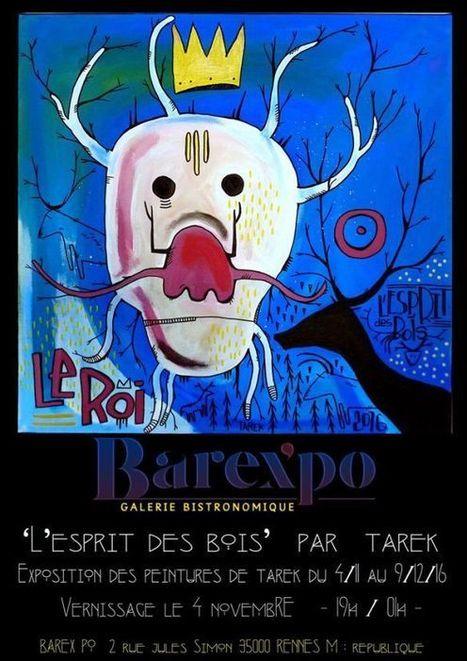 Exposition solo de Tarek au Barex'po | Tous les événements à ne pas manquer ! | Scoop.it