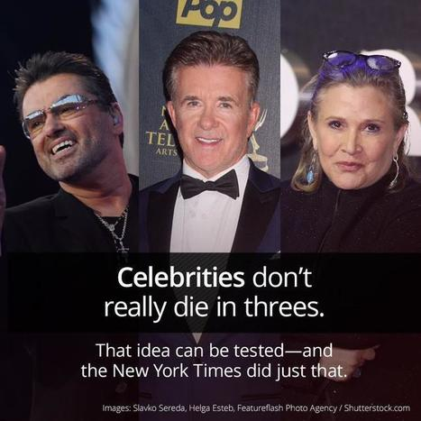 Celebrities Don't Really Die In Threes, And The New ... | MOVIES VIDEOS & PICS | Scoop.it