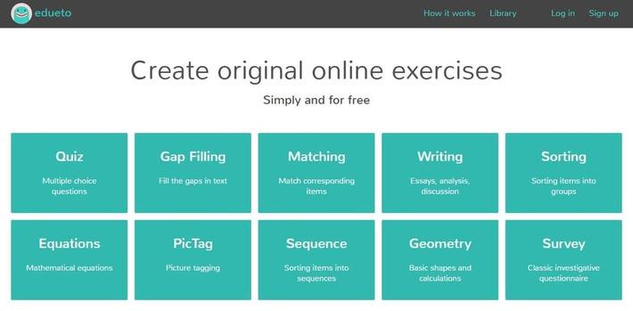 Création de quiz et d'exercices en ligne | TIC et TICE mais... en français | Scoop.it