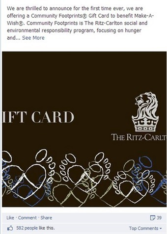ritz carlton marketing strategy 30-day challenge – day 13 today, i am going to highlight an ingenious new brand platform put out by ritz-carlton if you don't want to read the post and just get to the core of an exciting and counterintuitive differentiation strategy, play the video below.