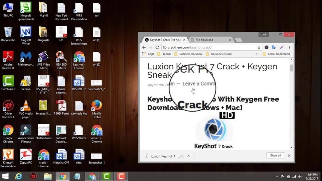 Keyshot 7 Crack + Keygen Free Sneak Peek Pro |