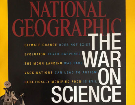 National Geographic Is Now Owned by a Climate Change Denier | News we like | Scoop.it