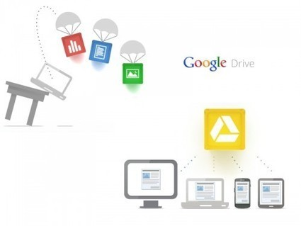 8 extensions Chrome pour Google Drive | Autour du Web | Outils et  innovations pour mieux trouver, gérer et diffuser l'information | Scoop.it