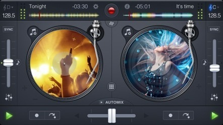 Key Analysis & Key Matching Arrive For djay 2 On New iPhone | DJing | Scoop.it