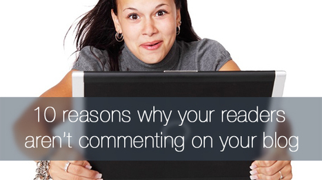 How to Attract More Blog Comments | The Perfect Storm Team | Scoop.it