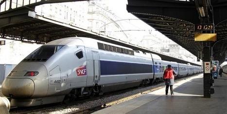 La SNCF fera payer ses données TGV aux géants du Net | great buzzness | Scoop.it