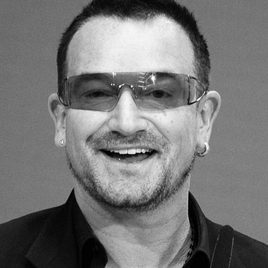 TED | TED Playlists | Bono: 8 talks that give me hope | Psicología desde otra onda | Scoop.it
