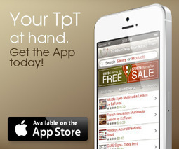 10 FREE Downloads; the TpT iPhone App is now available | Common Core Resources for ELA Teachers | Scoop.it