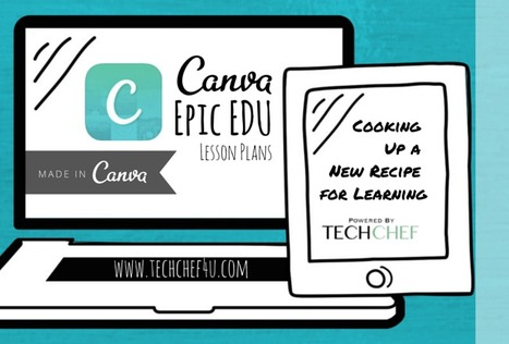 27 FREE Canva EDU Lesson Plans | iPad Lessons | Scoop.it