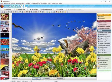 einfaches fotobearbeitungsprogramm