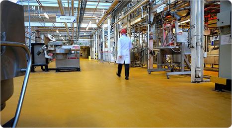 BASF Ucrete HF Flooring | Epoxy Flooring | Sco
