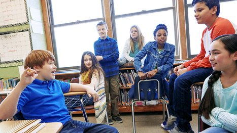 In Language Classrooms, Students Should Be Talking   Multilíngues   Scoop.it