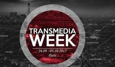 Paris accueille la première Transmedia Week | Nouvelles écritures et transmedia | Scoop.it