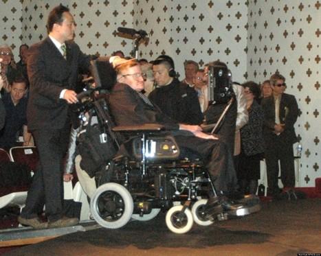 Stephen Hawking Talks Big Bang, God   Religion and Public Discourse   Scoop.it
