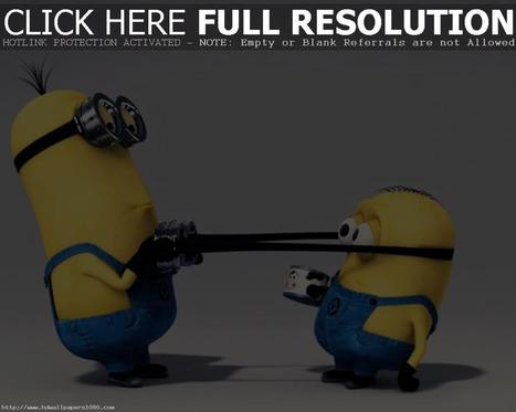 Funny Minions High Definition Wallpapers Hd Wallpapers 1080p Scoop It