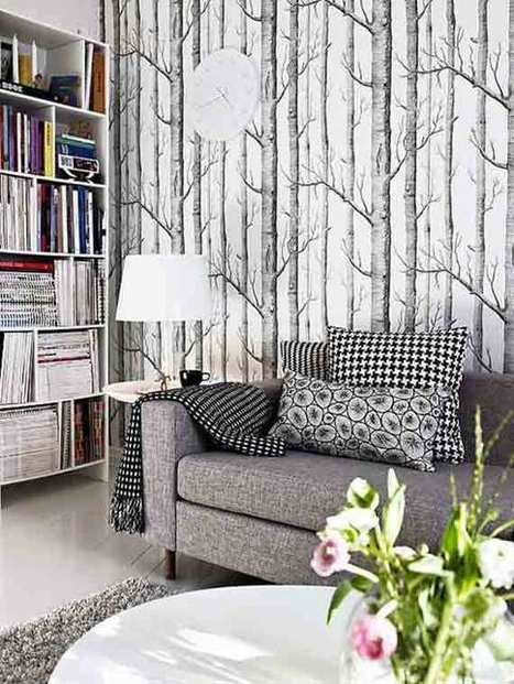 Swedish Design House charlotte minty interior design: modern and tra