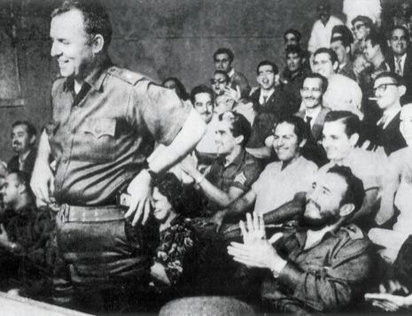 Un yanqui en la corte del comandante Fidel Castro | David Grann | Libro blanco | Lecturas | Scoop.it