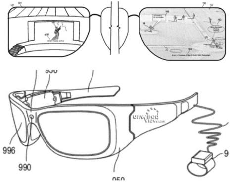 Microsoft : Le prototype de lunettes à réalité augmentée   Augmented Reality Stuff For You   Scoop.it