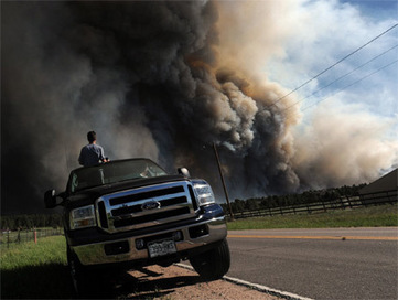 How Climate Change Makes Wildfires Worse | All about water, the oceans, environmental issues | Scoop.it