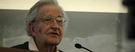 Chomsky at 88 | Aggeliki Nikolaou | Scoop.it