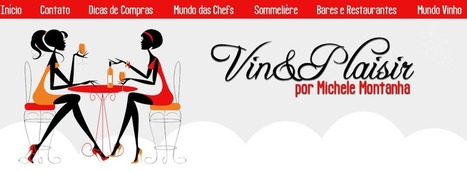 Vin&Plaisir: Carla Reis, estréia coluna no Vin&Plaisir,   Carrafouchas   Scoop.it