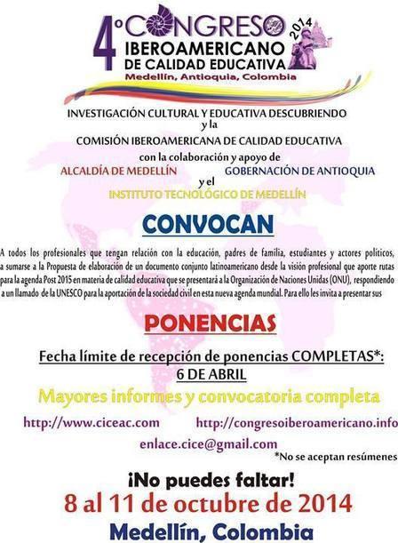 Timeline Photos - Congreso Iberoamericano de Calidad Educativa | Facebook | Didáctica | Scoop.it