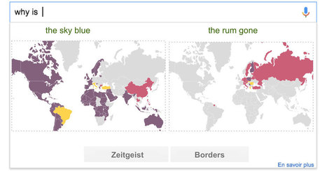 Geographical mapping of Google suggestions | Journalisme graphique | Scoop.it