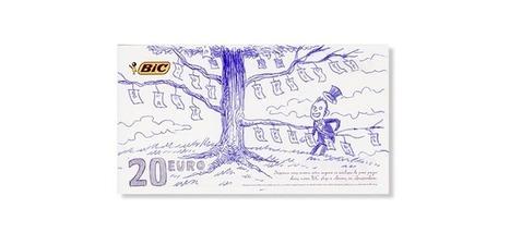 Bic crée un magasin éphémère où votre créativité est la seule monnaie | Créativité et territoires | Scoop.it