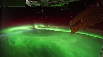 Auroras, Meteors, and Photography from the International Space Station | Inovation with Art & Design | Scoop.it