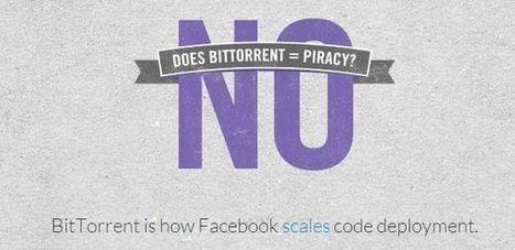 Usos legales de BitTorrent | Cibereducação | Scoop.it