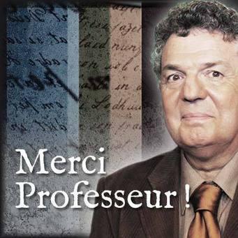 TV5MONDE : Merci Professeur | Le journal du FLE des PUG | Scoop.it
