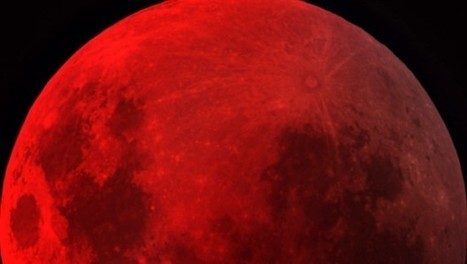 """Does the Bible Teach """"Blood Moon"""" Theology? 