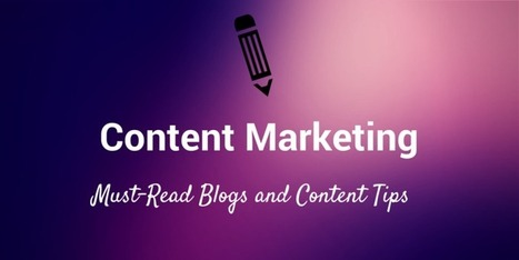 34 Must-Read Blogs for the Latest on Content Marketing | Global Growth Relations | Scoop.it