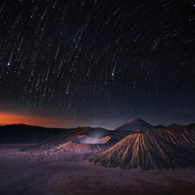 Speechless... #Photo of Bromo before sunrise #Indonesia | Scoop Photography | Scoop.it