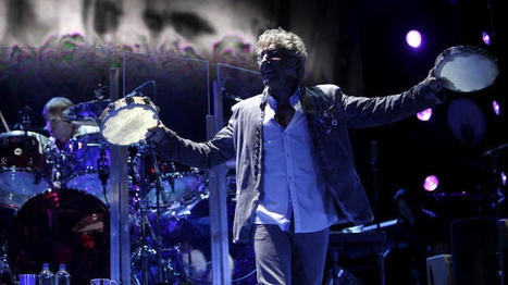 Roger Daltrey, countercultural figure, objects to pot smoke at Who show | The Global Village | Scoop.it