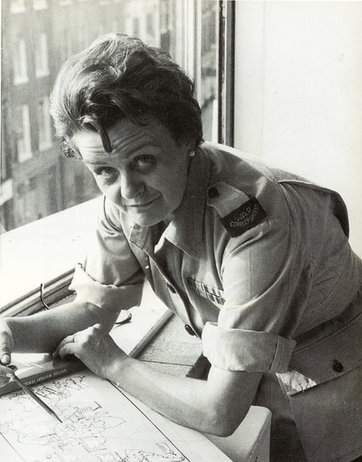 Clare Hollingworth, Reporter Who Broke News of World War II, Dies at 105 | World at War | Scoop.it