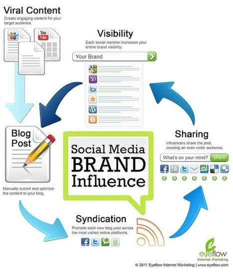 The Difference Between Popularity and Influence in Social Media   Platform Content Creation   Scoop.it