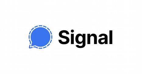 Signal: Ces paramètres peuvent améliorer votre sécurité ...